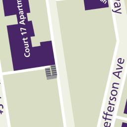 Campus Map | UW Tacoma