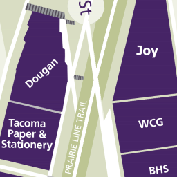 Campus Map UW Tacoma