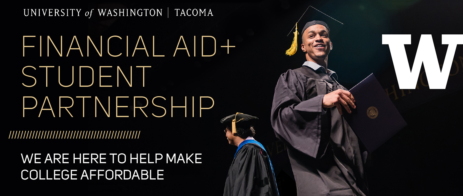 Financial Aid + Student Partnership