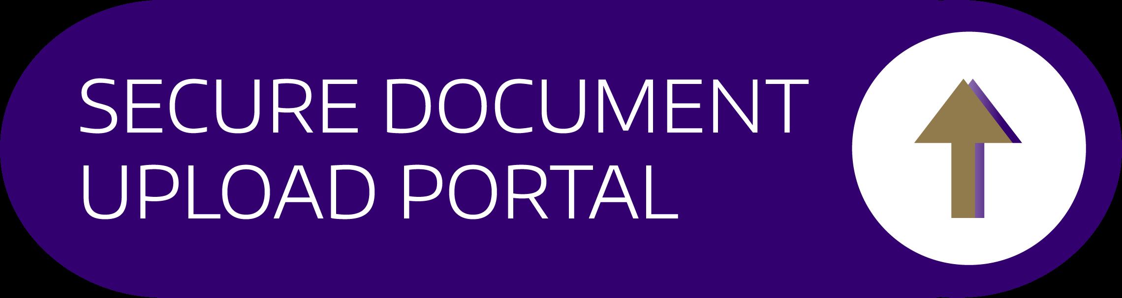 Secure Document Upload Portal