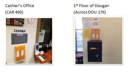 Drop Box Locations