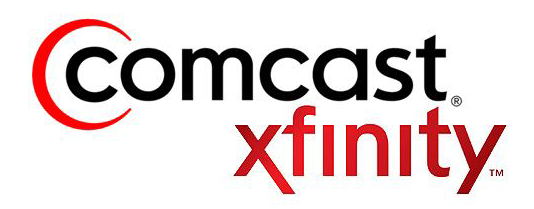 Comcast and xfinity logo
