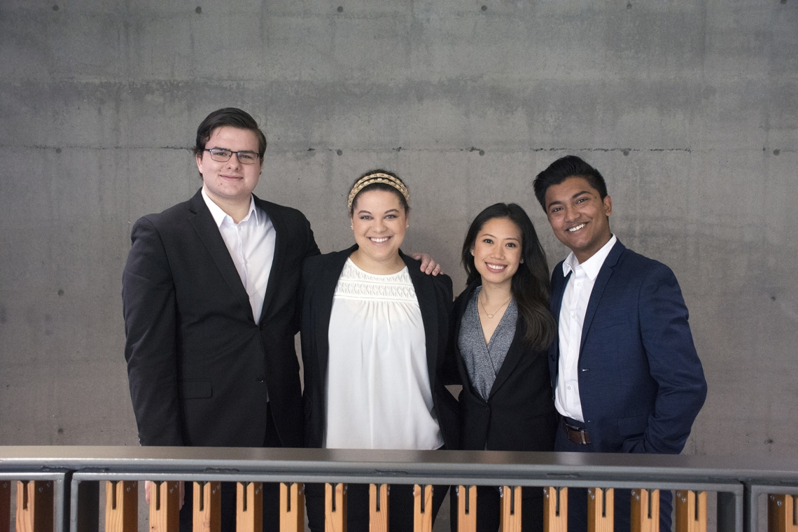 BA Business Administration 2019 Case Competition