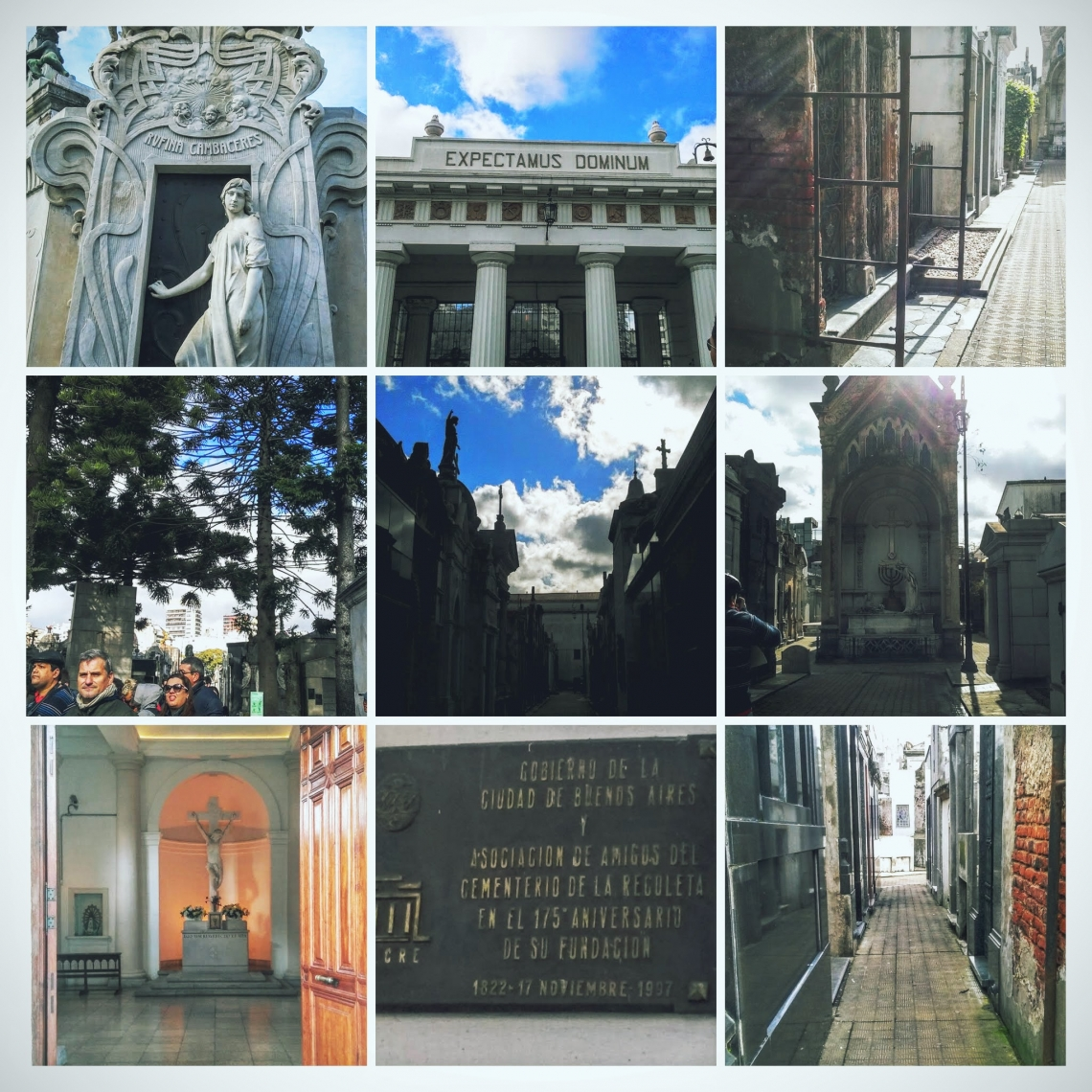 buenos aires collage