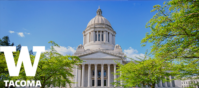 Washington State Capitol Building full