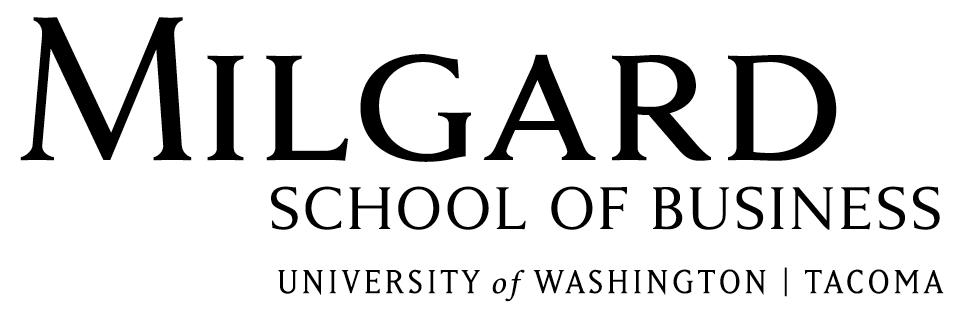 Milgard School of Business UW Tacoma