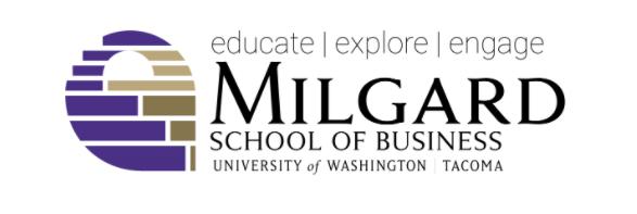 Milgard School of Business Logo
