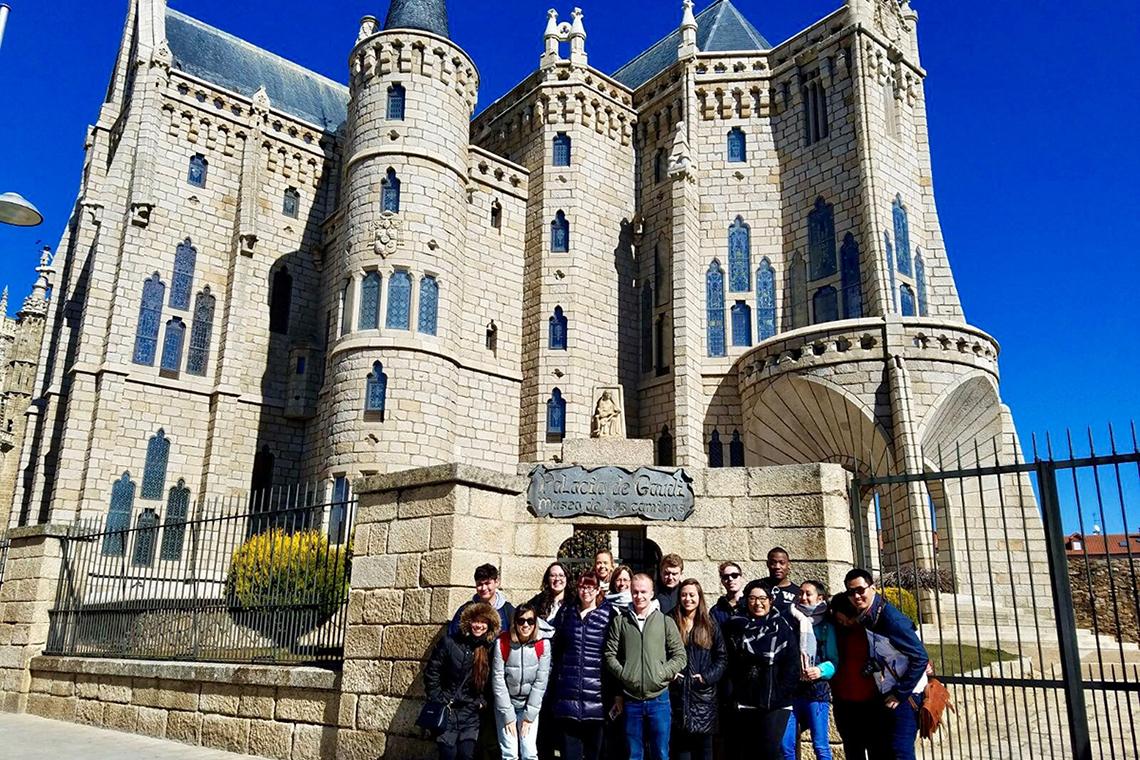 Milgard School of Business Spain-2018