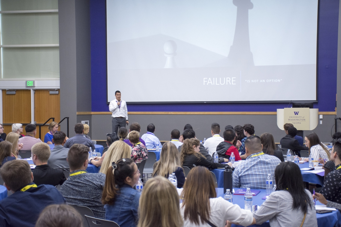 Milgard School of Business Success Conference Presentation