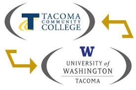 Image showing TCC and UW logos, with arrows between them in a circular direction
