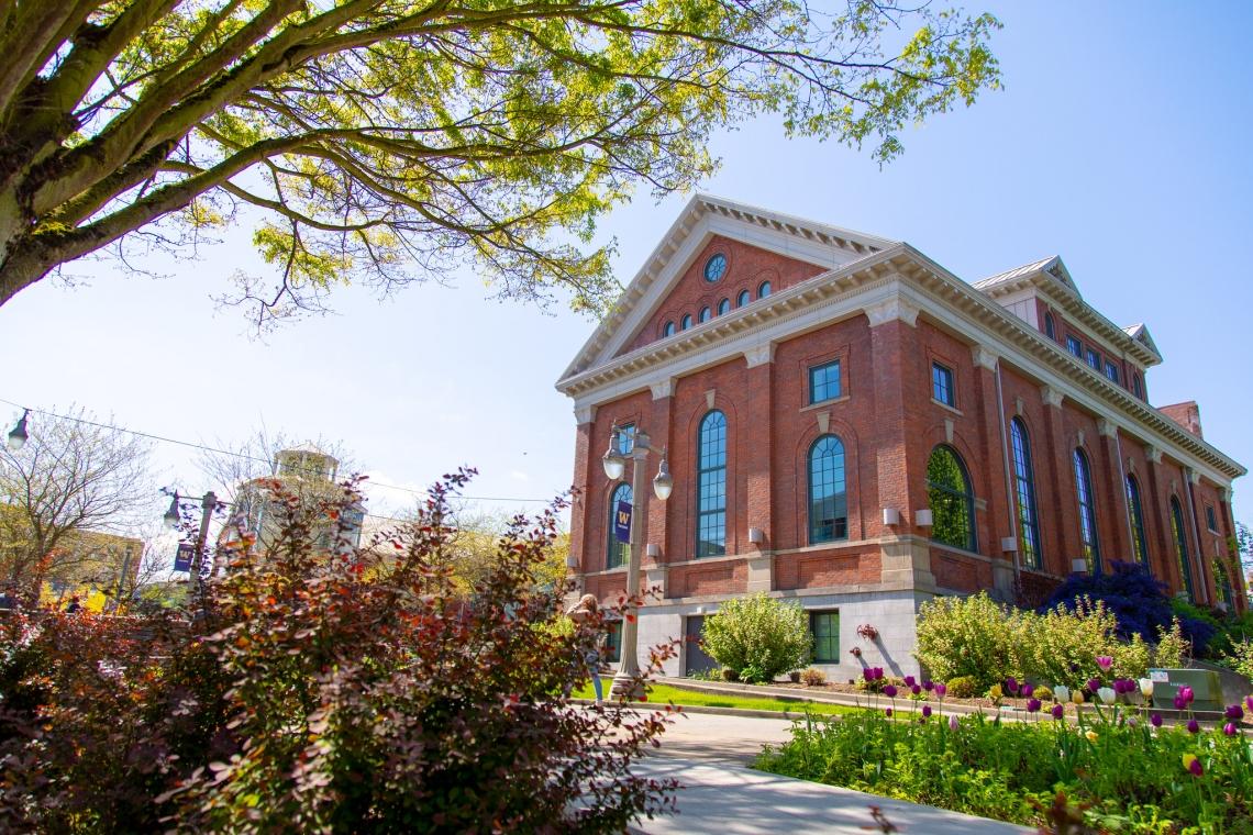 Milgard School of Business on Campus