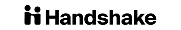 logo for handshake platform