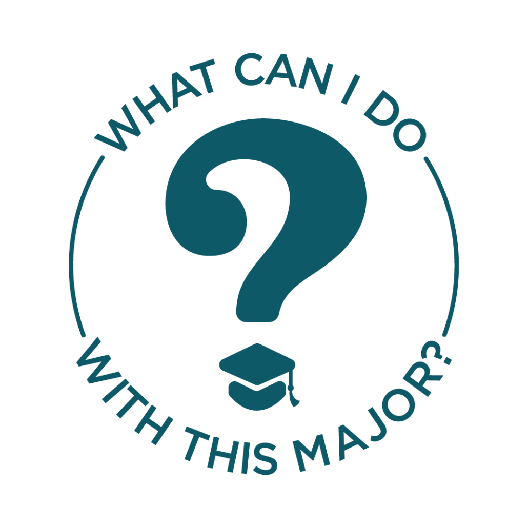 logo for What Can I Do With This Major