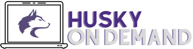 Husky On Demand Banner