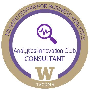 AI Club Consultant Bagde