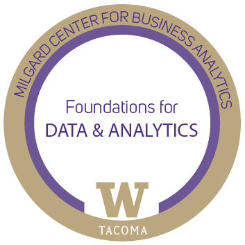 badge foundation for data and analytics