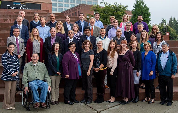 Milgard Faculty and Staff