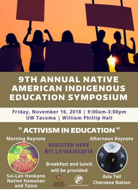 9th Annual Native American Indigenous Education Symposium