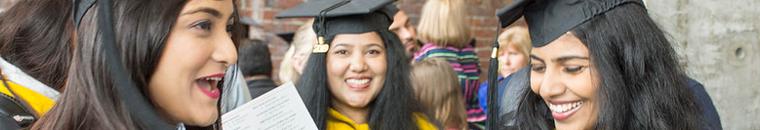MSB Smiling Graduates
