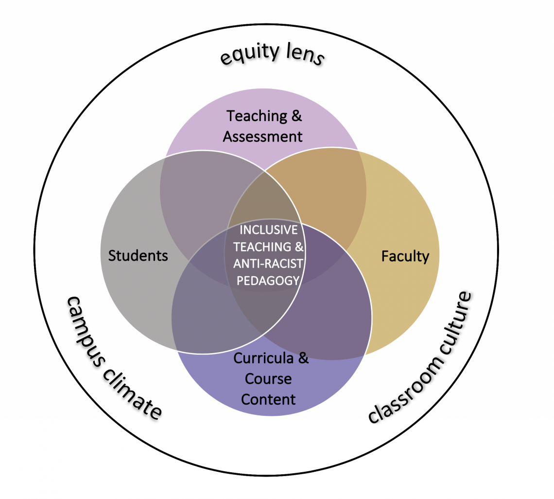 Equity lens, Campus climate, and classroom culture