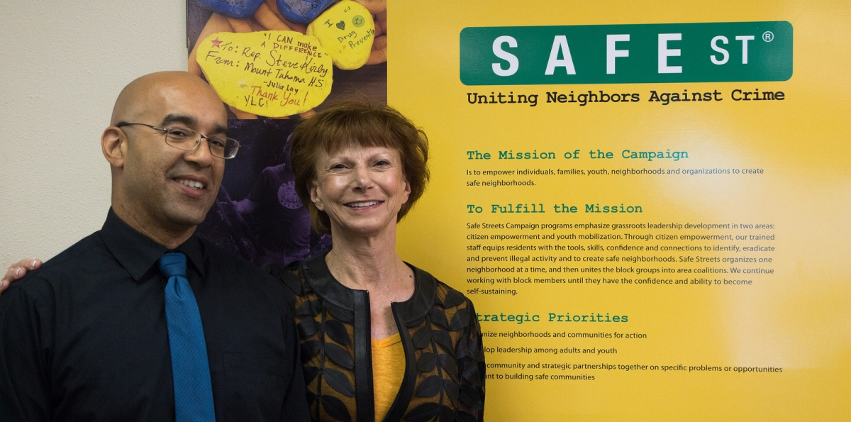 Carter and Lisicich of Safe Streets