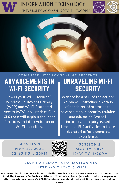 Wi-Fi Security standards