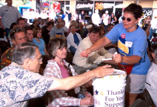 age friendly Puyallup community fundraiser