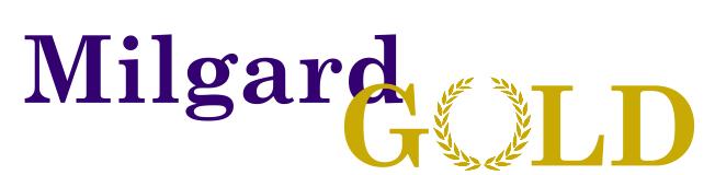 Milgard Gold certificate program