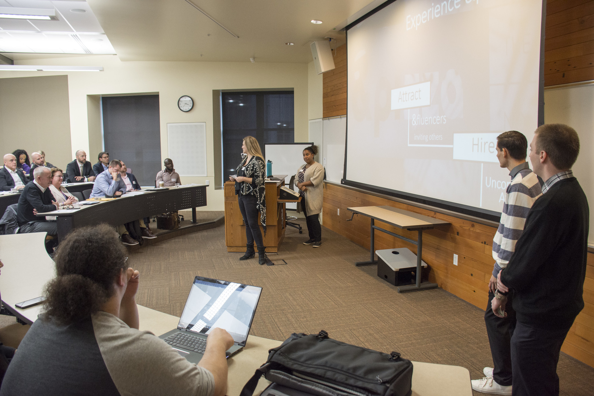 CLSR Annual UW Tacoma Case Competition
