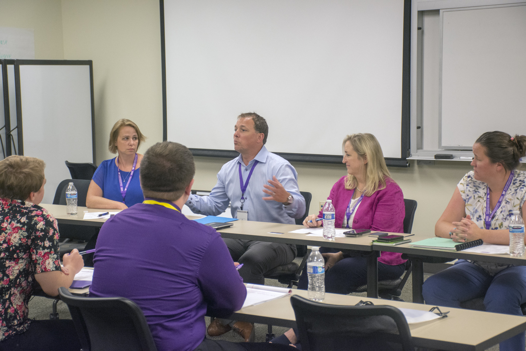Employer Panel at the 2019 Milgard Success Conference