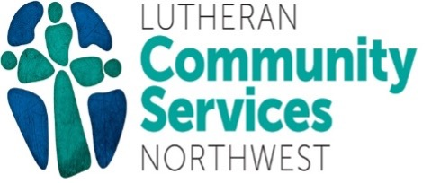 Logo for Lutheran Community Services Northwest