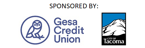 Sponsored by Gesa Credit Union and City of Tacoma