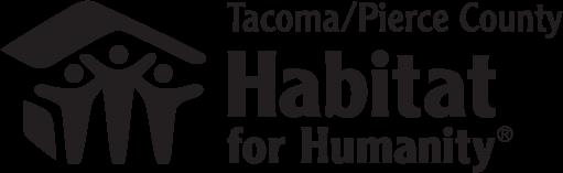 Tacoma/Pierce County Habitat for Humanity Logo