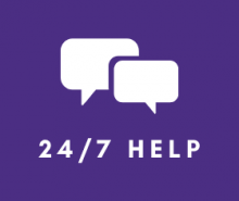 Link: 24/7 Help - Online consultation with a librarian by appointment or during virtual drop-in hours