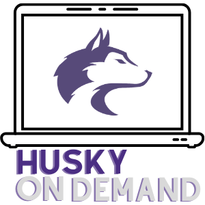 Husky on Demand Logo
