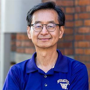 Dr. Patrick Pow, UW Tacoma Vice Chancellor for Information Technology