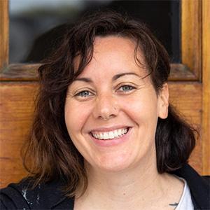 Meg Martin, '13 (MSW)