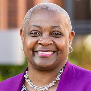Portrait of UW Tacoma Chancellor Sheila Edwards Lange