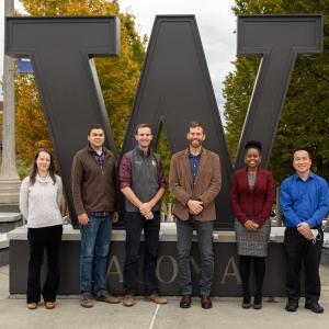 Image of new faculty