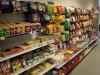 West Coast Grocery stocked shelves photo