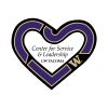 Center for Service and Leadership Logo