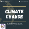 Climate change flyer