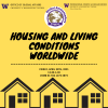 housing and living conditions worldwide flyer