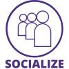 Socialize: Welcome Days Pillar